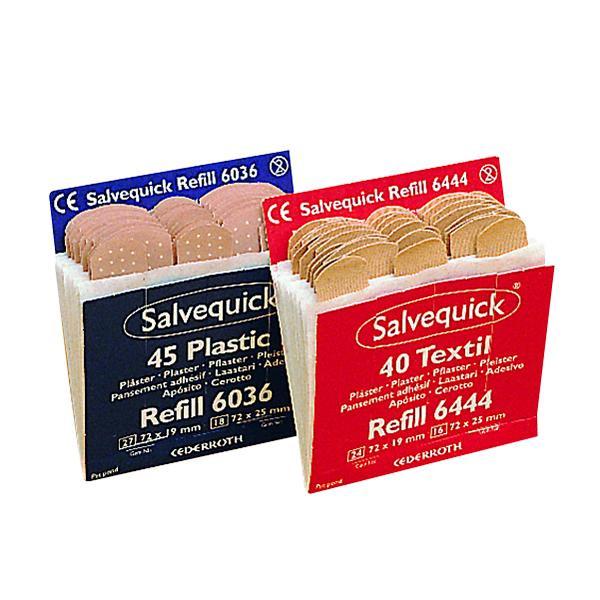 Salvequick® Pflaster-Strips, wasserfest