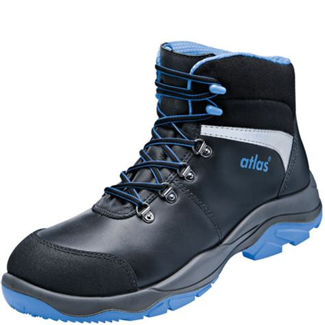 ATLAS SL Stiefel 845 XP BLUE Größe: 45