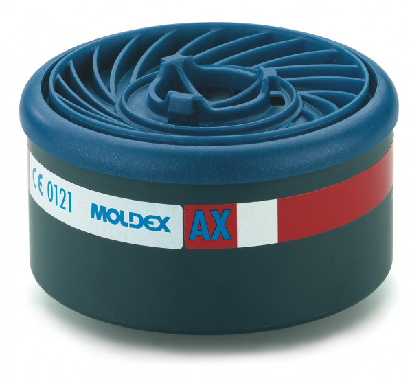 MOLDEX Gasfilter AX 9600 , für Serie 7000 + 9000, EASYLOCK®