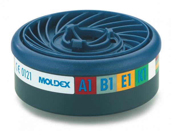 MOLDEX Gasfilter 9400 EASYLOCK® A1B1E1K1