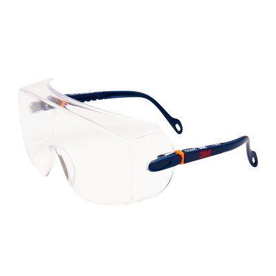 3M™ 2800 Schutzbrille über Korrektionsbrillen