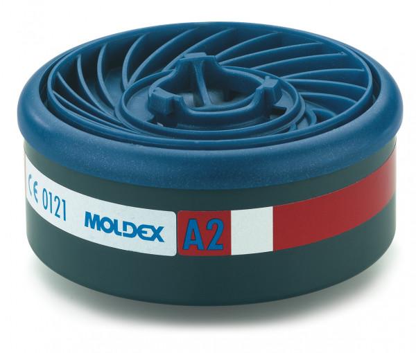 MOLDEX Gasfilder 9200 EASYLOCK® A2