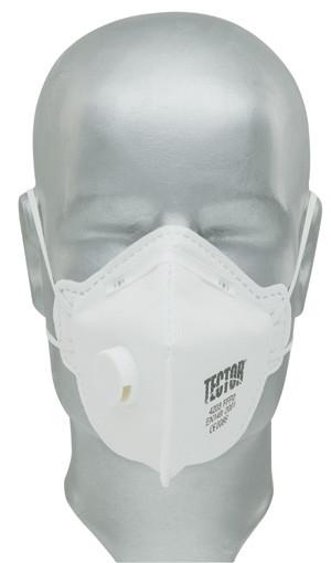 TECTOR® FFP 2 Falt-Feinstaubmaske m. Ventil