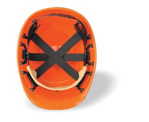 Schutzhelm ROCKMAN® C6 Farbe: orange